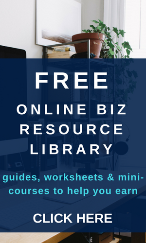 Free online business resource library - from christineblubaugh.com